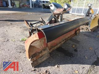 Western Wide Out V-Blade Snow Plow
