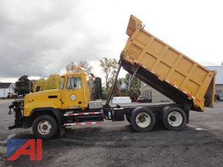 2002 Mack Elite CL713 Dump Truck & Plow Harnesses