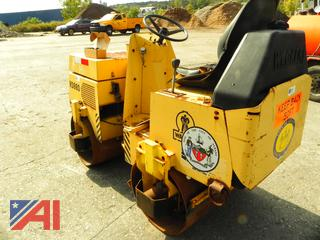 (#16) Wacker RD880 Smooth Drum Roller