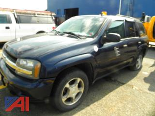 (#19) 2007 Chevy Trailblazer SUV