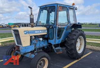 1977 Ford 5600 Tractor