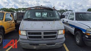 2001 Dodge Ram 2500 Van