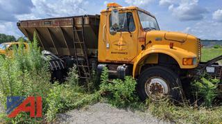 2001 International 4800 Dump/Sander Truck