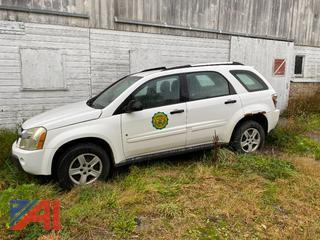2006 Chevy Equinox LS SUV **Parts Only**
