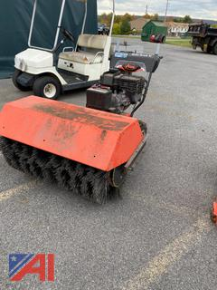 Ariens Walk Behind Power Broom