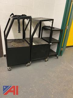 Heavy Duty Equipment Carts