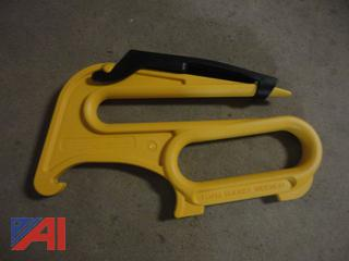 Foam Bucket Wrenches and Boot Jacks