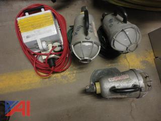 Heavy Duty Rough Service Light Fixtures