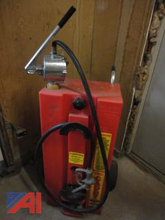 Gas Boy Fuel Pumping Station