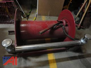 Power Booster Hose Reel for Waterline, #2
