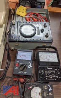 Various Test Meters