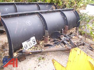 Tenco 9' Reversible Plow