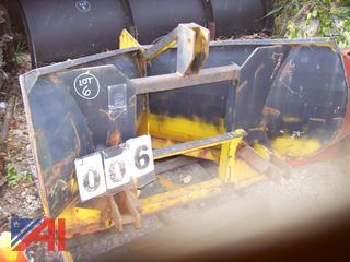 """Holder 48"""" V-Plow"""