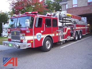 2003 E One Tower Truck