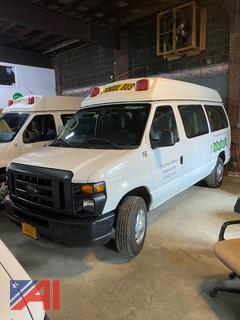 2010 Ford E250 Van