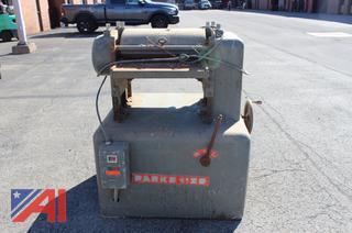 Parks Woodworking Machine