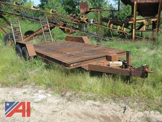 Homemade Trailer **Parts Only**
