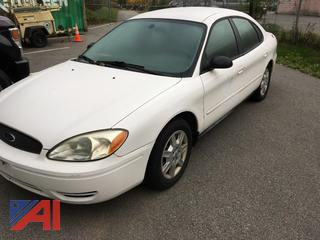 2005 Ford Taurus SE 4 Door Sedan