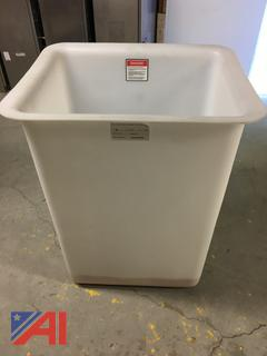 Insulated Bucket for Lift Truck