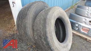 Truck Steering Tires