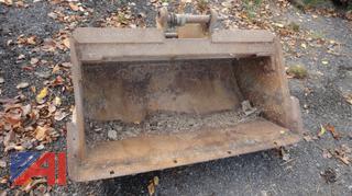 """John Deere 48"""" Digging Bucket"""