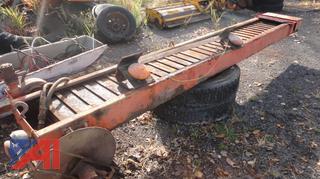 Harder Sander 14' Conveyor