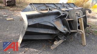 John Deere Side Dump Bucket