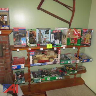 GI Joe and Other Collectibles