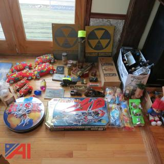 Mix Lot of Collector Items