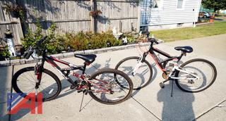Huffy Rock Creek & Next PX6.0 Bikes