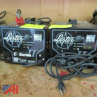 Lester Electrical E Series II Battery Chargers