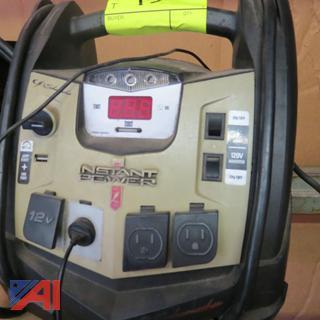 Schumacher Battery Charger Invertor