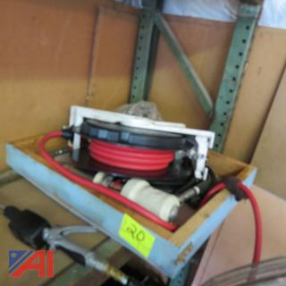 Motor Oil Reel Pump