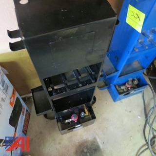 Lift Station Rack with Regulator