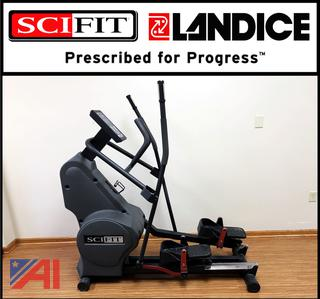 SciFit Elliptical & Landice Treadmill