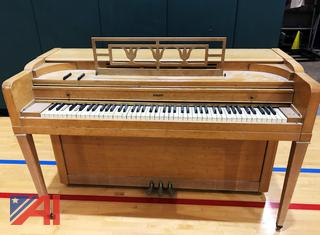 Everetts Upright Piano