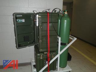 (#59) Oxygen Generating System, Model CFP-15M Cylinder Filling Plant