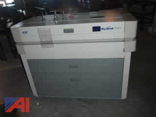 (#61) StarPrint 2000 KIP Digital Printer