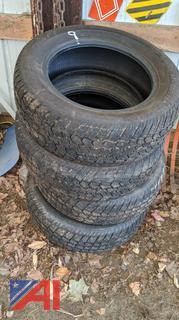 Tires 225/60/15