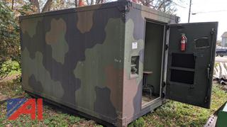 US Army Portable Shelter