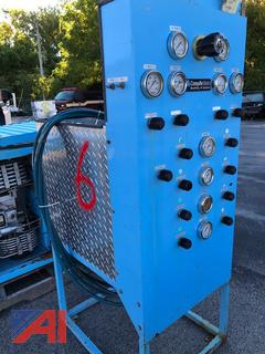 Mako Breathing Air Compressor & Fill Station **Parts Only**