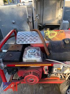 Hurricane Steam Pressure Washer **Parts Only**