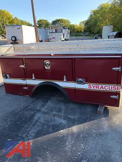 "60"" Astoria Utility Truck Box"
