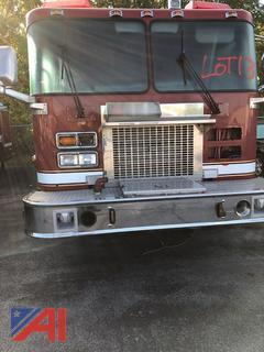 1999 Spartan Gladiator Fire Truck **Parts Only**