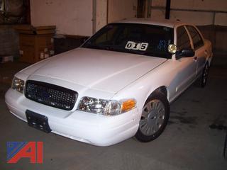 2011 Ford Crown Victoria Sedan