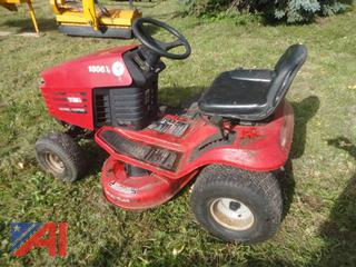 "Toro 38"" Riding Mower"