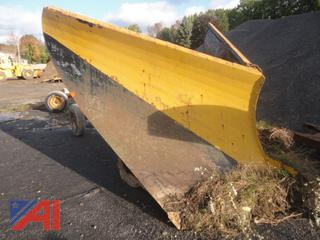 V- Snow Plow  Blade Off a Walters Truck