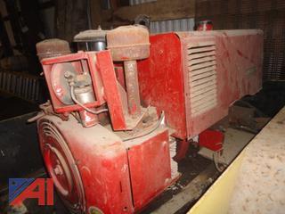 Lincoln 225 Welder W/ Onan Generator