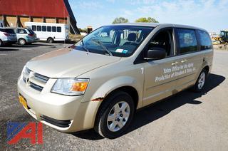 2010 Dodge Grand Caravan SE Passenger Minivan