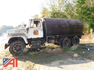 1978 Ford LN9000 Tanker Truck